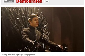 Demokraten felt i PFU for å publisere «eventyrfilmer» av Harald Zwart