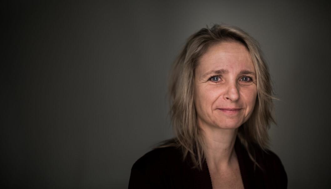 Ingeborg Eliassen driver journalistikk på all-europeiske temaer, sammen med journalister fra en rekke andre land. Foto:  Kristian Jacobsen / Stavanger Aftenblad