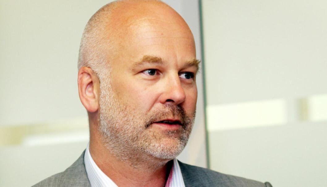 Kringkastingssjef Thor Gjermund Eriksen ba om en økning på 30 kroner - får gjennomslag.