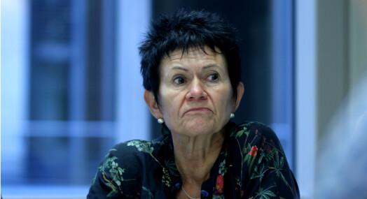Amedias Britt-Ellen Nergård er bekymret for at små klubber blir holdt utenfor landsmøtet