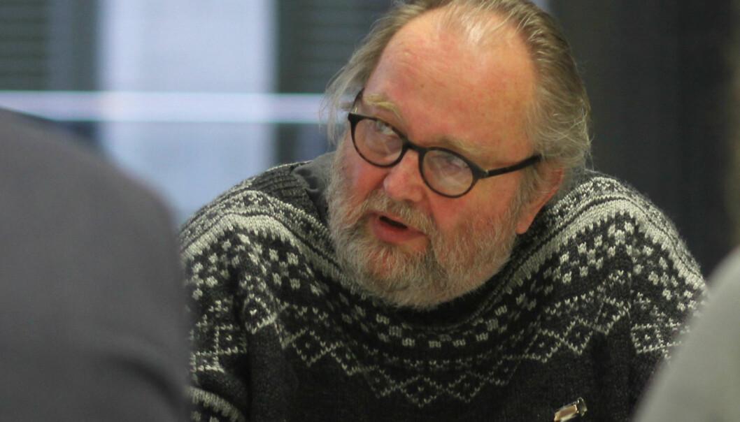 Toralf Sandåker i NJ Frilans ønsker å gi frilanserne en motvekt til arbeidsgivernes prisdiktat. Arkivfoto: Martin Huseby Jensen