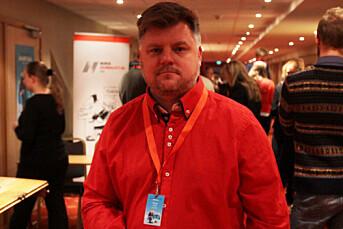 Richard Aune gjenvalgt som NRKJ-leder