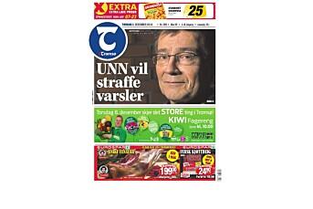Universitetssykehuset Nord-Norge ber iTromsø beklage – Tåkelegging, svarer avisen