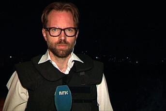 Norske reportere om arbeidsforholdene i Syria: – Det er begrensninger