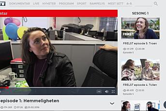 Petter Dass-prisen til VGTV-journalist