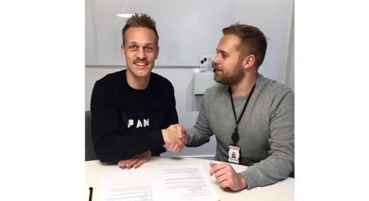 Mads Hansen går fra TV 2 til VGTV
