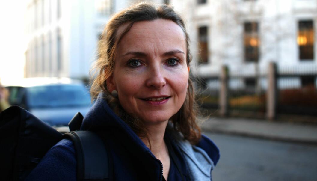 Hege Breen Bakken har planer om å overraske leserne og sette dagsorden med Fagbladets journalistikk. Foto: Martin Huseby Jensen