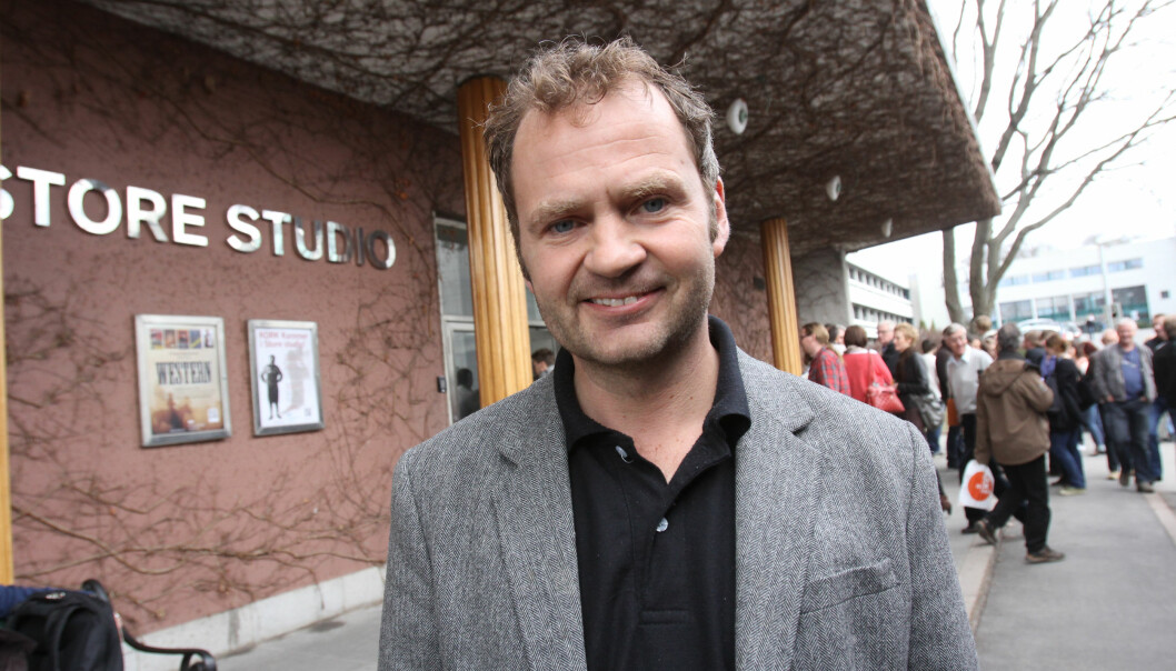 Knut Magnus Berge er utenrikssjef i NRK.