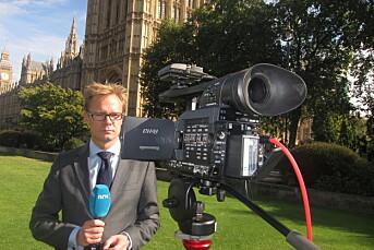 Snart ingen korrespondenter igjen: Rykker ut dit nyhetene skjer – når de skjer