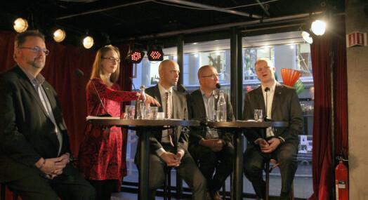 Stortingsflertall krever at Solvik-Olsen må rydde opp i lørdagsombæringen