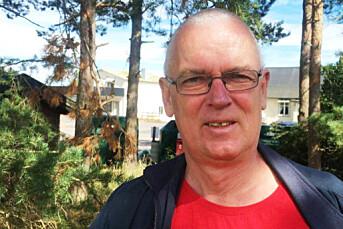 John Bones ønsker seg prosjektstillingen i Skup
