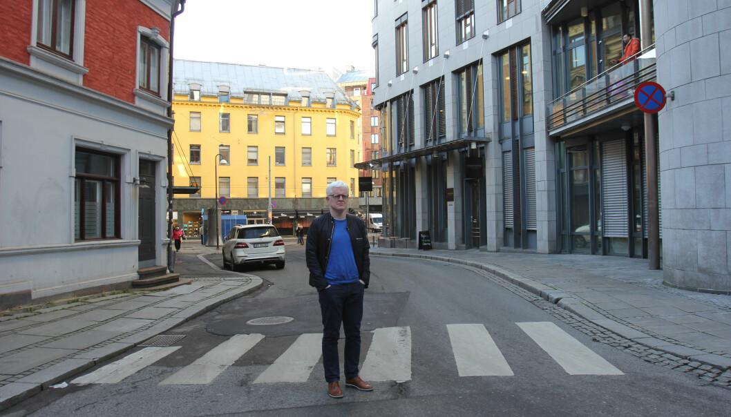 Dag Idar Tryggestad er en av flere som nevnes som mulig nestleder i NJ. Foto: Martin Huseby Jensen