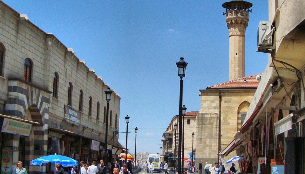 Fra Gaziantep. Foto: Haluk Comertel, Wikimedia Commons