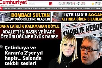 Tyrkisk opposisjonsavis nekter å «overgi seg»