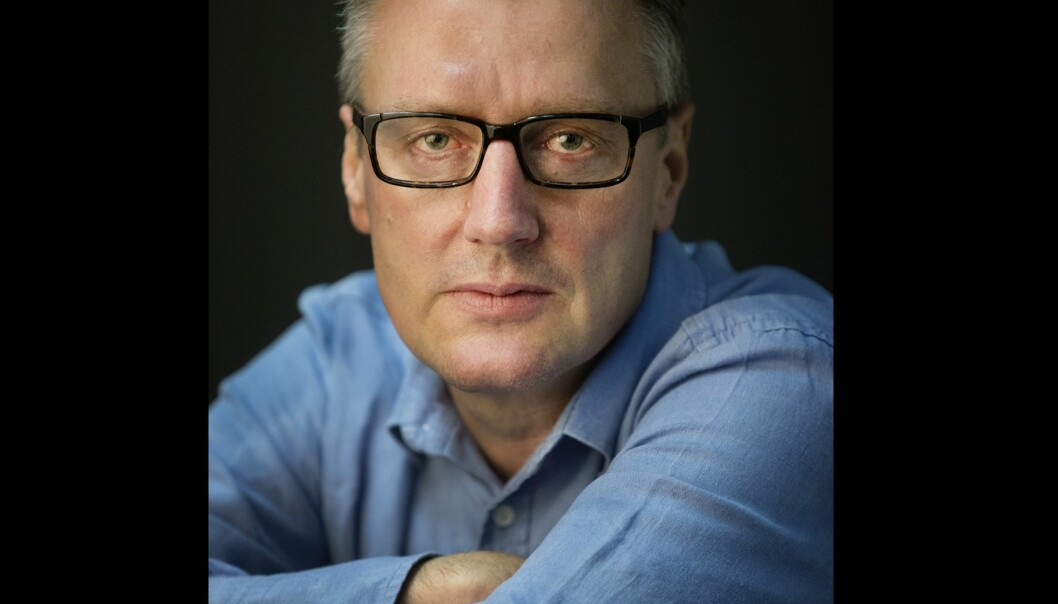 Innholdssjef Svein Arne Haavik i VG Partnerstudio ser lyst på 2017. Foto: Facebook-profilbilde/Mattis Sandblad