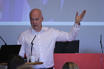 Kringkastings=sjefen avviser krise i NRKs personalpolitikk