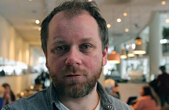 Tor-Erling Thømt Ruud, klubbleder i VG. Arkivfoto: Martin Huseby Jensen