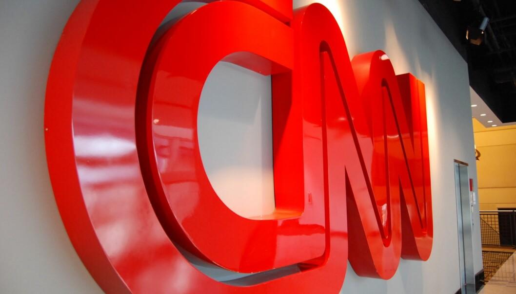 CNN er i hvert fall inntil videre på topp igjen blant de amerikanske nyhetskanalene. Foto: Josh Hallet, Creative Commons