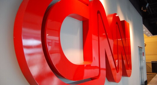 CNN med høyeste seeroppslutning på elleve år