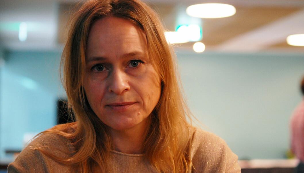 Irene Halvorsen hadde forventet at erfarne pressefolk klarte å skille mellom nisjeavis og fagblad. Foto: Martin Huseby Jensen
