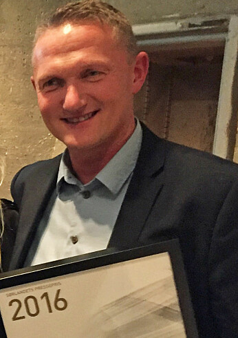 Pål Yngve Berg har tidligere vunnet priser for sin dekning av den såkalte «helsekjøpsaken» i Grimstad.