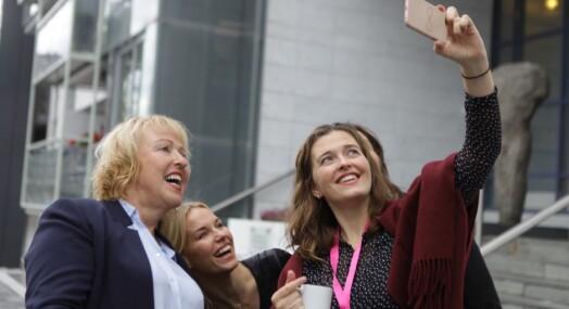 Grethe Gynnild-Johnsen er årets kvinnelige medieleder