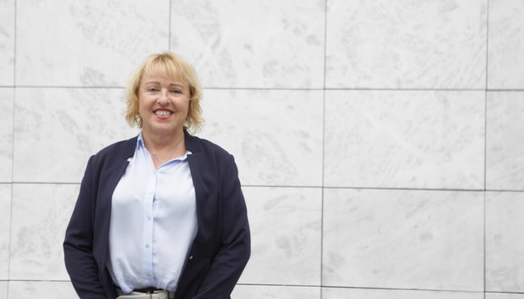 Grethe Gynnild-Johnsen mottar i løpet av februar konklusjoner fra en gruppe som utreder robotjournalistikk i