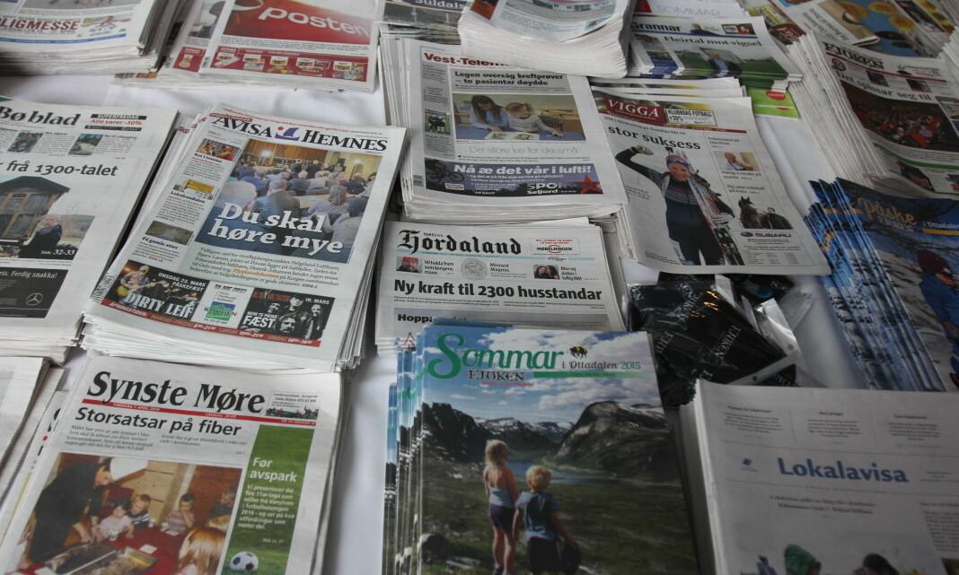 Avisåret 2015: Ikke noe forvarsel om massedød