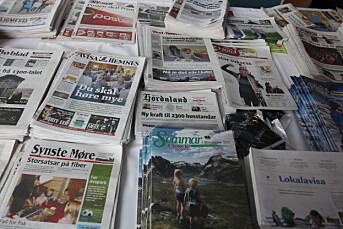 Nye endringer i Posten kan skape nye problemer for avisene