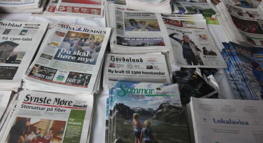 Ap krever garanti fra statsråden for avis på lørdager