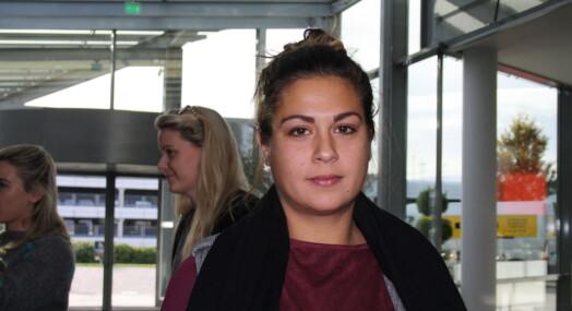 Camilla Ahamath om livet etter sluttpakke: Blir sliten av usikkerheten