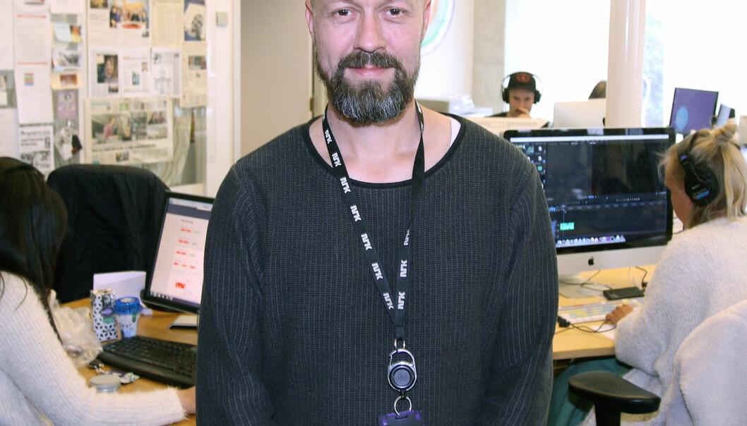 NRK ble felt etter klagen fra Widerøe. Etikkredaktør Per Arne Kalbakk mener profesjonelle kilder må takle at deres utsagn blir benyttet i flere av NRKs mange redaksjoner. Arkivfoto.