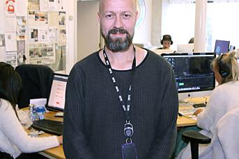 NRK-ansatte får ikke krangle i sosiale medier
