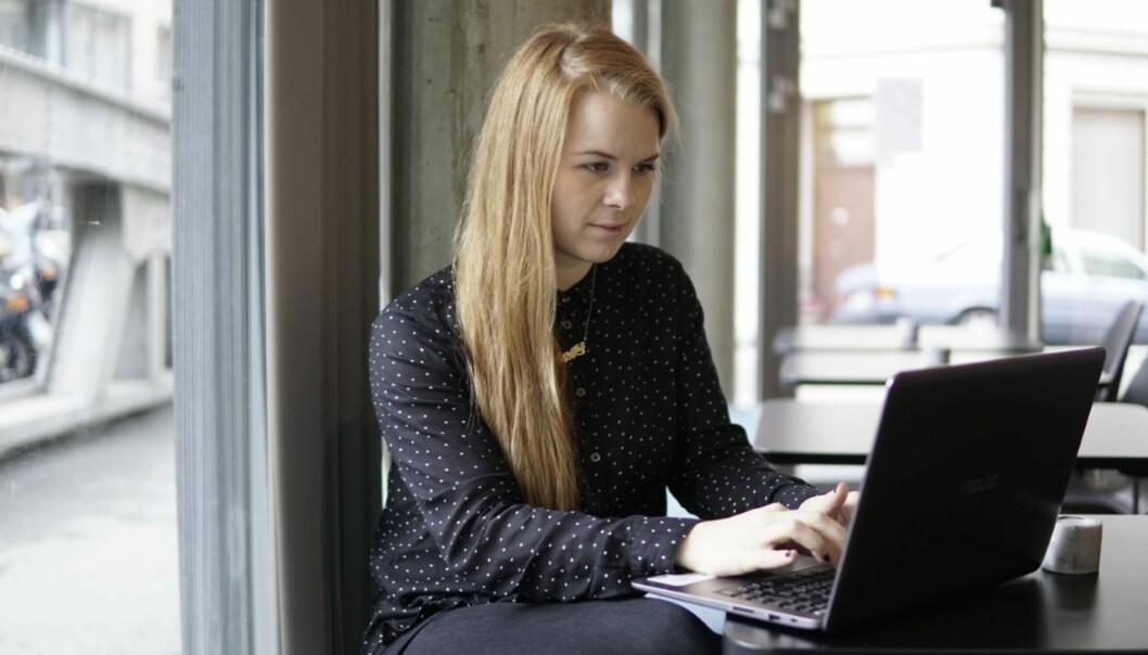 Merethe Hommelsgård jobber nå som frilansjournalist. Foto: Martin Larsen