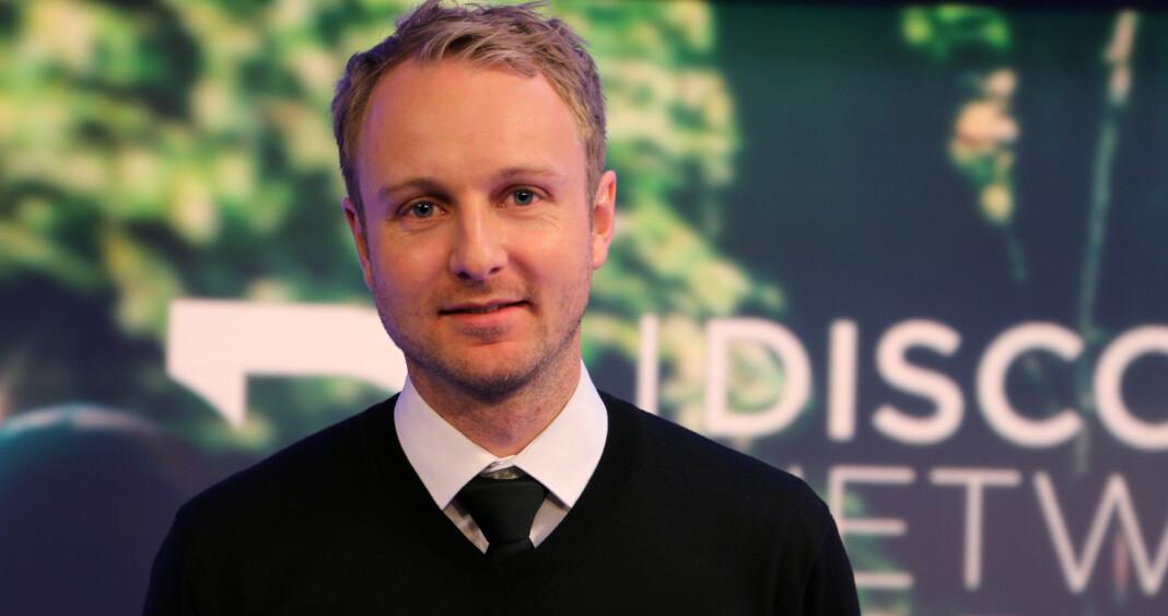 – På grunn av usikkerheten i Storbritannia vurderer vi Tyskland som et alternativ for lisensiering av noen av våre store europeiske TV-kringkastingsnettverk, sier Espen Skoland, kommunikasjonsdirektør i Discovery Networks.