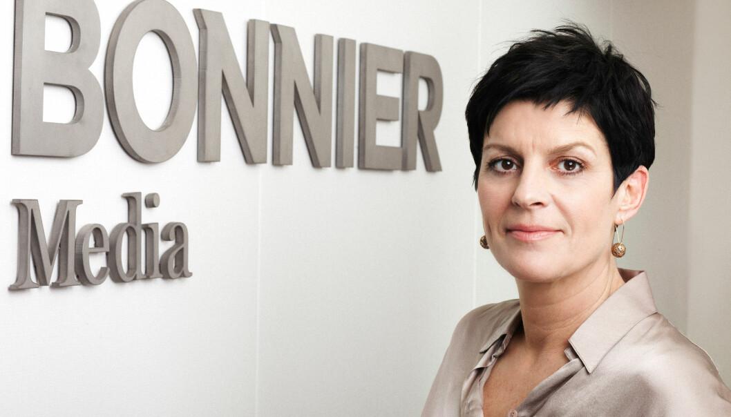Forlagsdirektør Gry Bjørhovde i Bonnier Media tar ansvar for «eventuelle feil i bladet og på nettsiden». Foto: Bonnier Media
