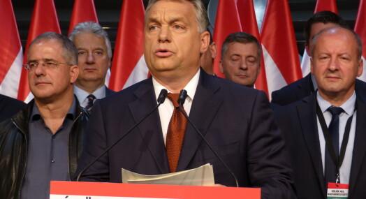 Ungarns største opposisjonsavis nedlagt