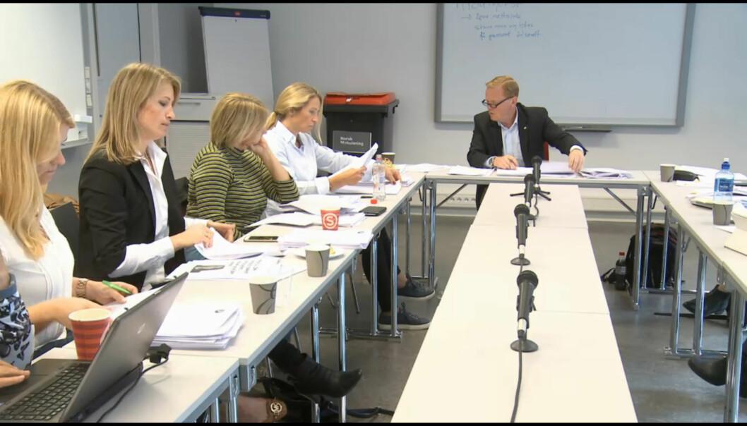 Medier24, VG, P4, NTB og BT ble alle felt i tirsdagens møte i PFU. Hovedproblemet var at det ikke var noe dokumentasjon på at Ghabel Lunde rakket ned på egne sjefer.