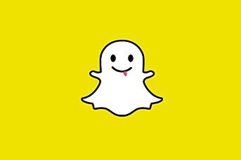 Snapchat verdsettes til 210 milliarder kroner
