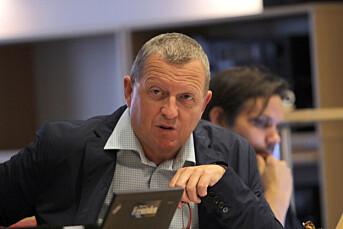 Finn Våga gir seg etter 24 år som aktiv NJ-tillitsvalgt