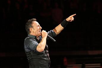 Skavlan får besøk av Springsteen