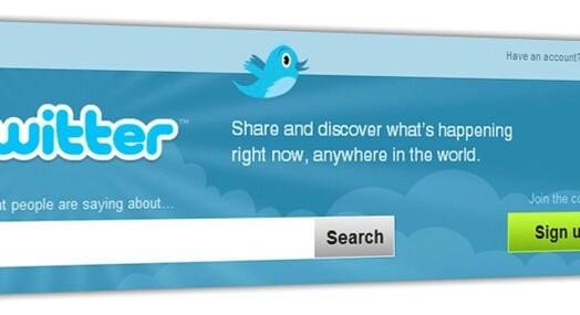 Twitter tilbake etter hackerangrep