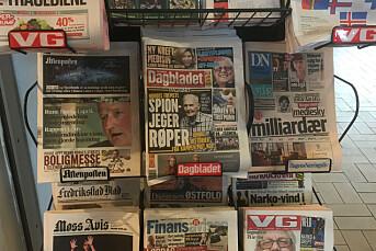 Lørdag vil 45.000 abonnenter ikke få avisen