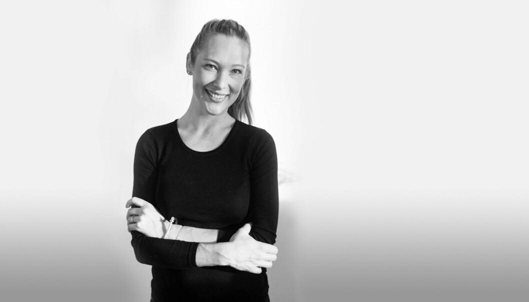 Med Hei nabo! ble Christina Skreiberg kåret til Årets frilanser lørdag. Foto: Marte Haraldsen