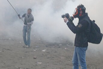 Redaktører avviser at de svikter fotojournalistikken