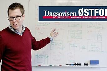 Dagsavisen med storsatsing på papir og nett i Østfold