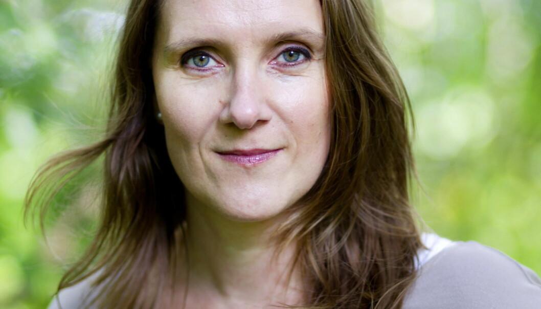 Konserntillitsvalgt Eva Stenbro liker dårlig at toppsjefene belønnes med ekstralønn. Foto: Lisbeth Andresen