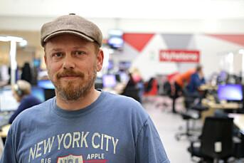 Troy Gulbrandsen slutter i TV 2