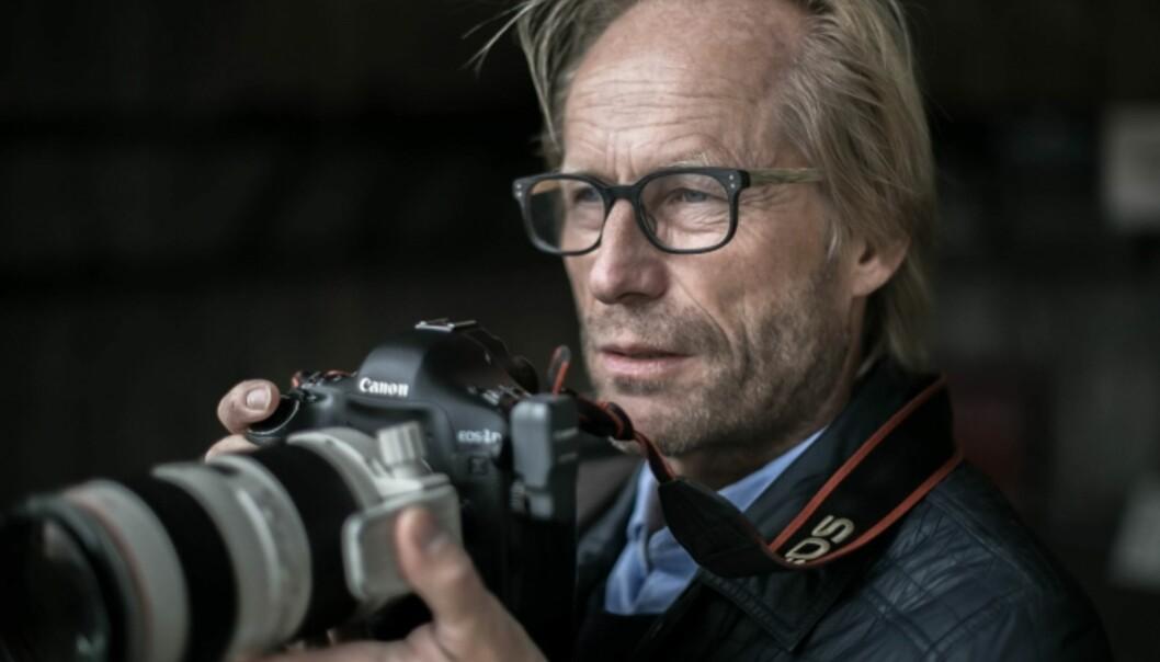 Nå skal Torgrim Rath Olsen bidra til å skape nye inntektsstrømmer for Nordlys. Foto: Bjørn Lockertsen