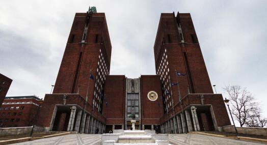Mener svikten i Oslo-innsyn må få konsekvenser